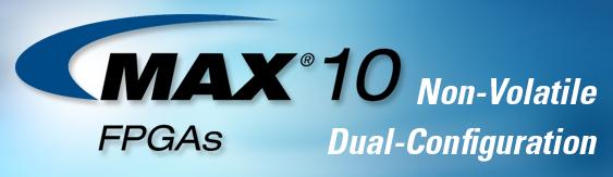 MAX 10 FPGAs